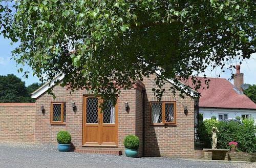 Last Minute Cottages - Wonderful Rye Lodge S37525