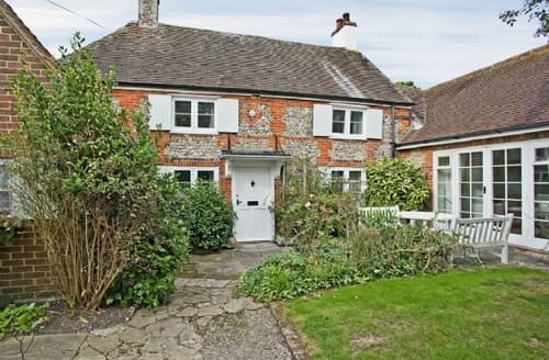 Big Cottages - Beautiful Selsey Cottage S14039