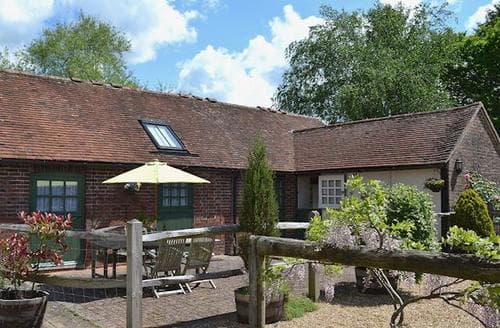 Last Minute Cottages - Splendid Uckfield Cottage S14030