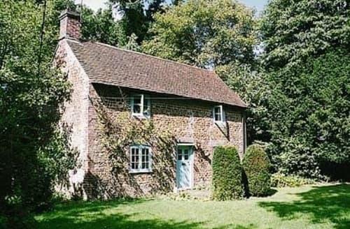 Big Cottages - Superb Alton Cottage S14051