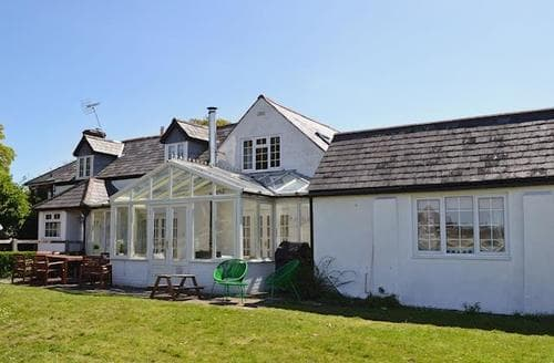 Big Cottages - Cosy Brockenhurst Cottage S50422