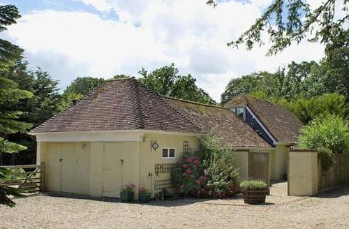 Big Cottages - Excellent Burley Cottage S14076