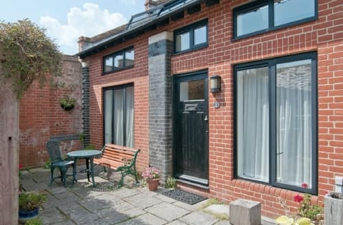 Last Minute Cottages - Superb Fareham Cottage S14102