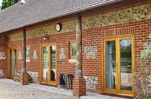 Last Minute Cottages - Adorable Ringwood Cottage S14120