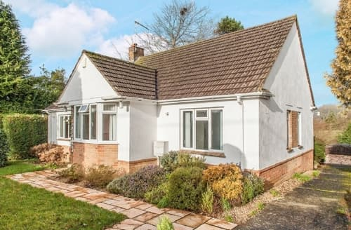 Big Cottages - Superb Ringwood Cottage S14138
