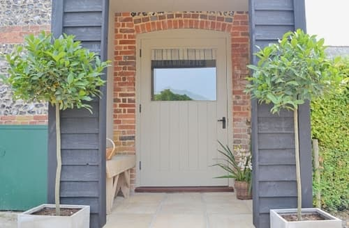 Last Minute Cottages - Cosy Winchester Cottage S14150