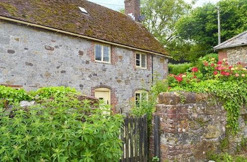 Big Cottages - Wonderful Brighstone Cottage S14187