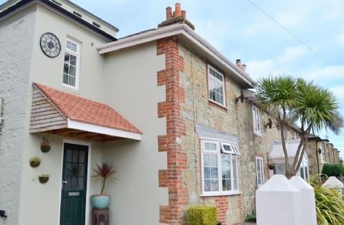 Big Cottages - Wonderful Ventnor Cottage S43551