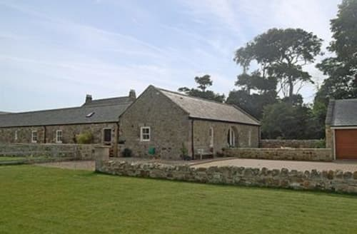 Big Cottages - Stunning Bamburgh Cottage S14429