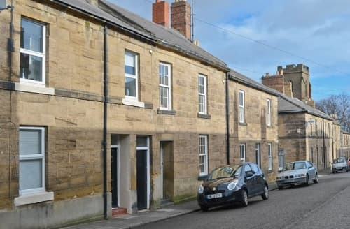 Big Cottages - Lovely Alnwick Cottage S14417