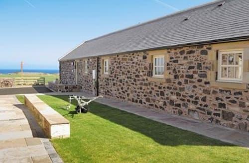 Big Cottages - Superb Craster Cottage S14527