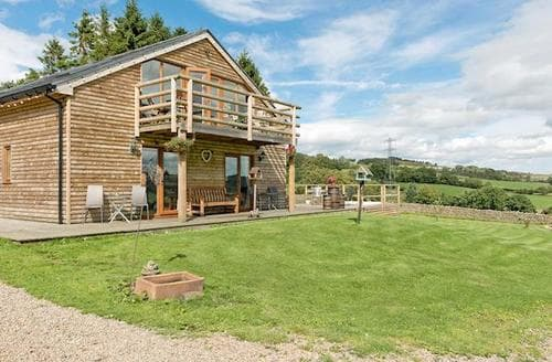 Big Cottages - Excellent Haltwhistle Lodge S70011