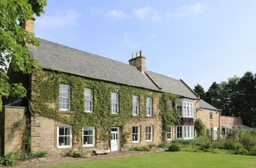 Big Cottages - Wonderful Morpeth Cottage S14620