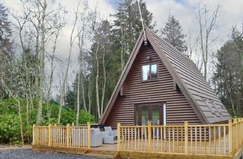 Big Cottages - Charming Otterburn Lodge S45342