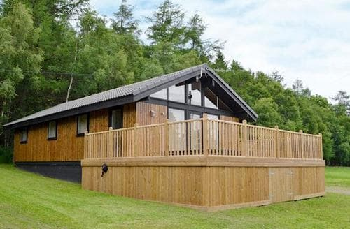Big Cottages - Inviting Otterburn Lodge S59708