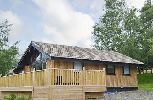 Big Cottages - Charming Otterburn Lodge S59677