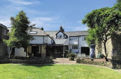 Last Minute Cottages - CROSS HOUSE GARDEN APARTMENT