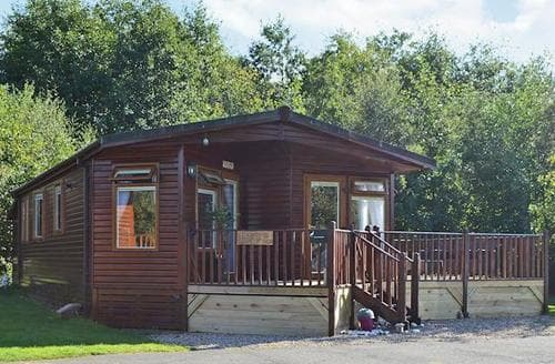 Big Cottages - Attractive Warkworth Lodge S70832