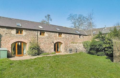 Big Cottages - Charming Wooler Cottage S14739