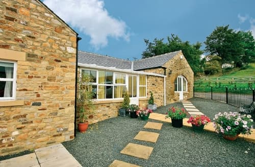 Last Minute Cottages - Charming Stanhope Cottage S14789