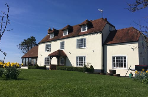 Last Minute Cottages - Groomes Country House