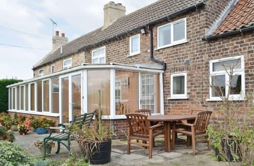 Last Minute Cottages - Quaint Flamborough Cottage S14952