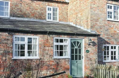 Last Minute Cottages - Beautiful Claxton Cottage S15007