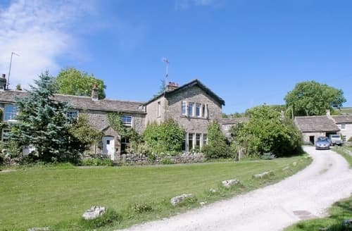 Big Cottages - Tasteful Grassington Cottage S15133
