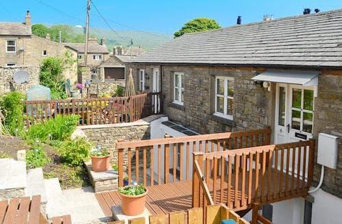 Big Cottages - Quaint Hawes Cottage S50578