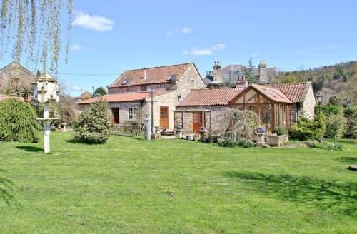 Big Cottages - Quaint Kirkbymoorside Cottage S15247