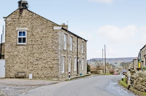 Big Cottages - Cosy Leyburn Cottage S15282