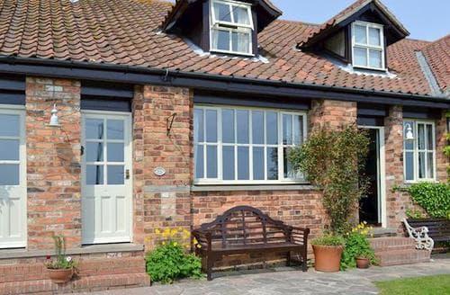 Last Minute Cottages - Exquisite Scarborough Cottage S15419