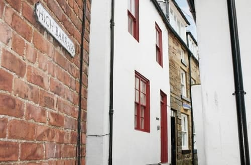 Big Cottages - Wonderful Staithes Cottage S15507