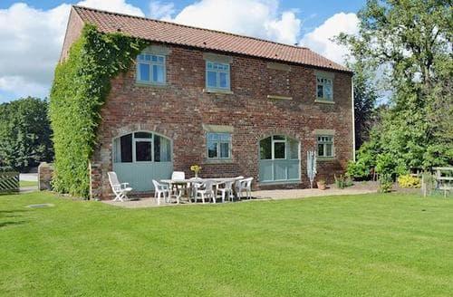 Last Minute Cottages - Luxury Thirsk Cottage S15532