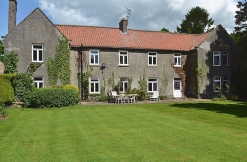 Big Cottages - Gorgeous Thirsk Cottage S15544