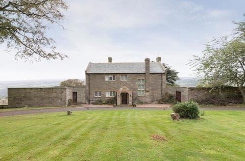 Dog Friendly Cottages - AISLABY HALL