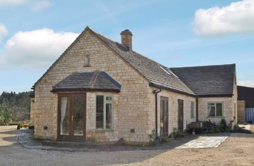 Big Cottages - Lovely Chipping Norton Cottage S15704