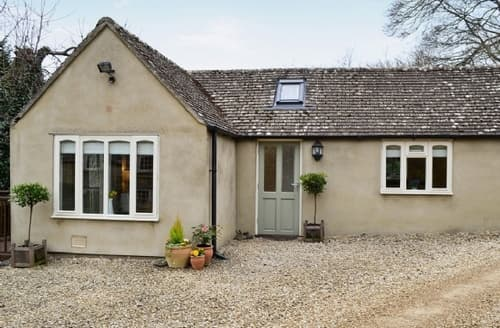 Last Minute Cottages - Luxury Chipping Norton Cottage S25316
