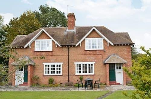 Big Cottages - Superb Oxford Cottage S15706