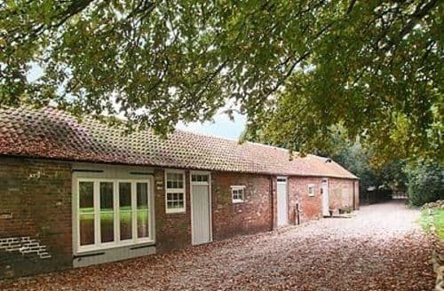 Last Minute Cottages - Inviting Grantham Cottage S15740
