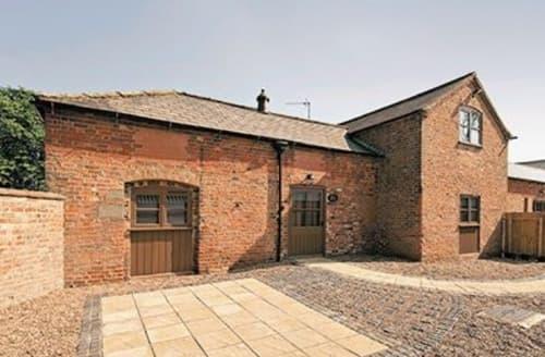 Big Cottages - Cosy Horncastle Cottage S15771
