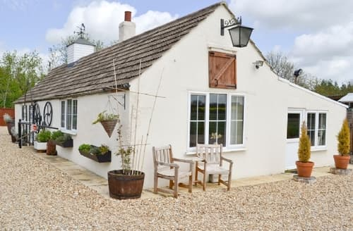 Last Minute Cottages - WHITE LODGE