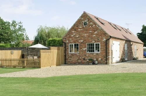 Big Cottages - Gorgeous Horncastle Cottage S15781