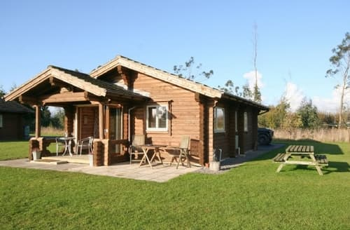 Last Minute Cottages - Superb Lincoln Lodge S15790