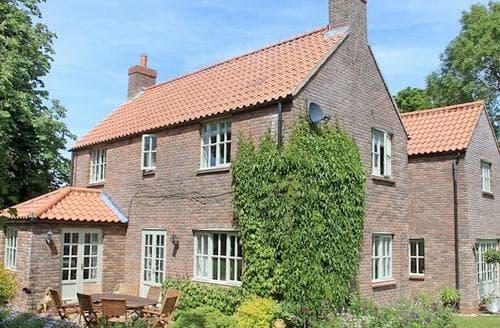 Last Minute Cottages - Inviting Horncastle Cottage S49913