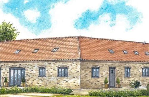 Big Cottages - Charming Lincoln Cottage S78041