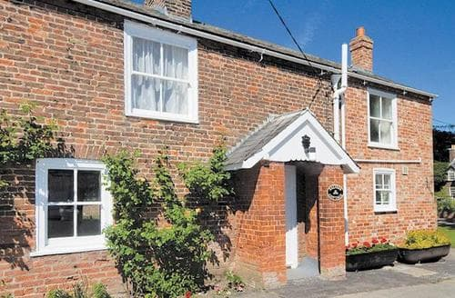 Big Cottages - Lovely Skegness Cottage S15870