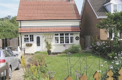 Big Cottages - Luxury Skegness Cottage S15875