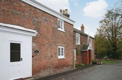 Last Minute Cottages - Luxury Skegness Cottage S15892