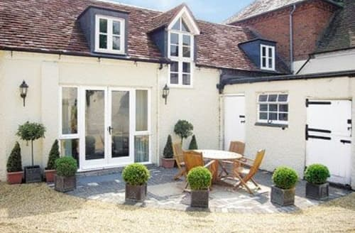 Last Minute Cottages - Wonderful Stratford Upon Avon Cottage S15924